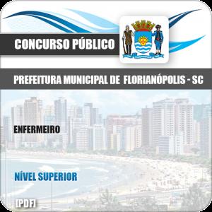 Apostila Concurso Público Pref Florianópolis SC 2019 Enfermeiro