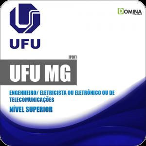 Apostila UFU 2019 Eng Eletricista Eletrônico Telecomunicações
