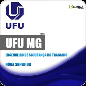 Apostila UFU 2019 Engenheiro de Segurança do Trabalho