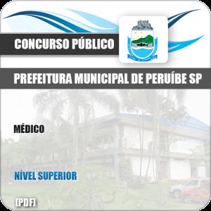 Apostila Concurso Público Pref de Peruíbe SP 2019 Médico