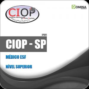 Apostila Concurso CIOP Presidente Prudente SP 2019 Médico ESF
