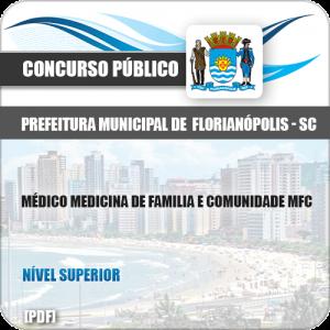 Apostila Pref Florianópolis SC 2019 Médico Família Comunidade
