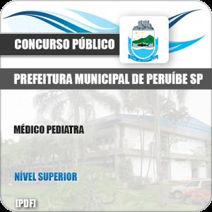 Apostila Concurso Pref de Peruíbe SP 2019 Médico Pediatra
