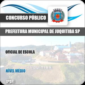 Apostila Concurso Pref Guarapari ES 2019 Oficial de Escola