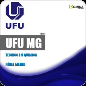 Apostila Concurso Público UFU 2019 Técnico em Química