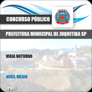 Apostila Concurso Pref Guarapari ES 2019 Vigia Noturno