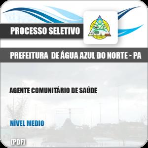 Apostila Pref Água Azul Norte PA 2019 Agente Comunitário Saúde