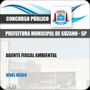 Apostila Concurso Pref Suzano SP 2019 Agente Fiscal Ambiental