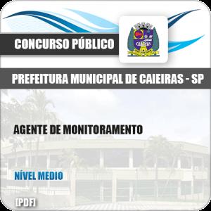 Apostila Concurso Pref Caieiras SP 2019 Agente de Monitoramento