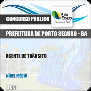 Apostila Concurso Pref Porto Seguro BA 2019 Agente de Trânsito