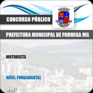Apostila Concurso Público Pref Formiga MG 2019 Motorista