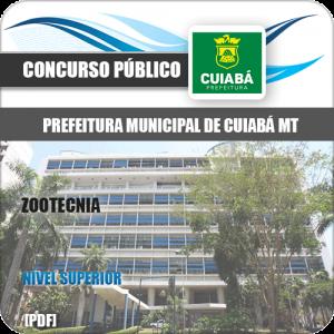 Apostila Processo Seletivo Pref Cuiabá MT 2019 Zootecnia