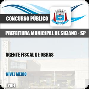 Apostila Concurso Pref Suzano SP 2019 Agente Fiscal de Obras