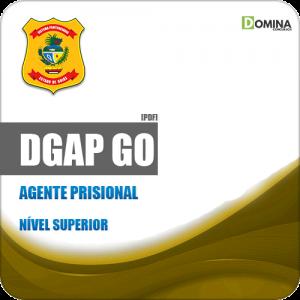 Apostila Processo Seletivo DGAP GO 2019 Agente Prisional