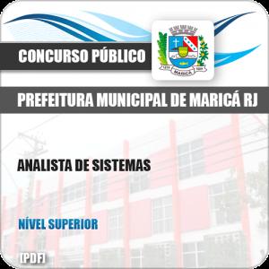 Apostila Concurso Pref Maricá RJ 2019 Analista de Sistemas