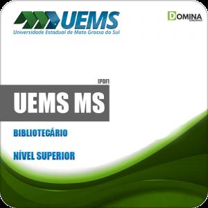 Apostila Concurso Público UEMS 2019 Bibliotecário