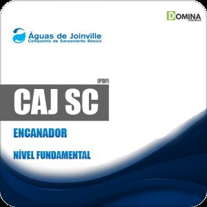 Apostila Concurso Público CAJ Joinville SC 2019 Encanador