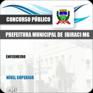 Apostila Concurso Público Pref Ibiraci MG 2019 Enfermeiro