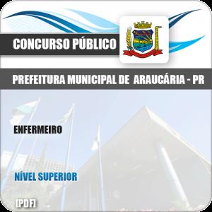 Apostila Concurso Público Pref Araucária PR 2019 Enfermeiro