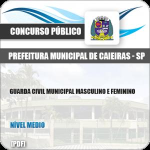 Apostila Concurso Pref Caieiras SP 2019 Guarda Civil Municipal