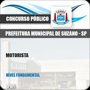 Apostila Concurso Público Pref Suzano SP 2019 Motorista