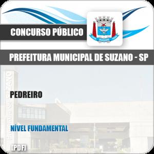 Apostila Concurso Público Pref Suzano SP 2019 Pedreiro
