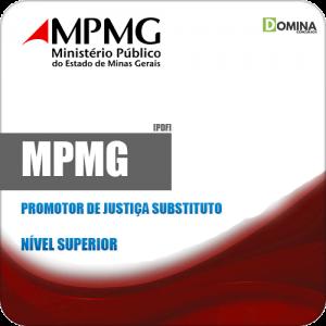 Apostila MPMG 2019 Promotor de Justiça Substituto
