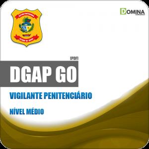 Apostila Seletivo DGAP GO 2019 Vigilante Penitenciário