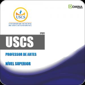 Apostila Concurso Público USCS 2019 Professor de Artes
