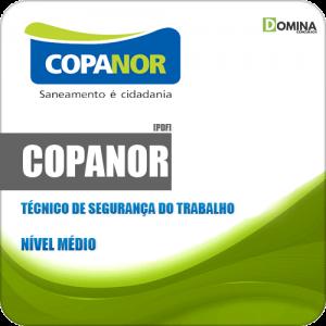 Apostila Concurso COPANOR MG 2020 Técnico Segurança Trabalho