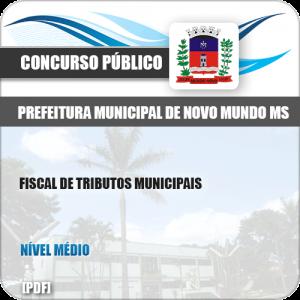 Apostila Pref Novo Mundo MS 2019 Fiscal de Tributos Municipais