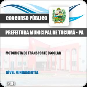 Apostila Pref Tucumã PA 2019 Motorista de Transporte Escolar