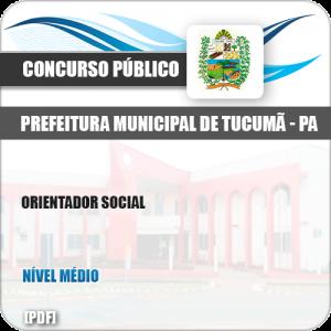 Apostila Concurso Pref Tucumã PA 2019 Orientador Social