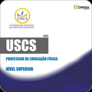 Apostila Concurso USCS 2019 Professor de Educação Física