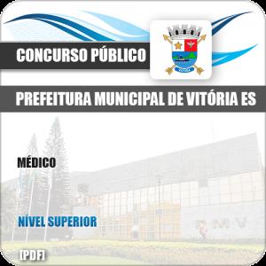 Apostila Concurso Público Pref Vitória ES 2019 Médico