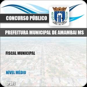 Apostila Concurso Pref Amambai MS 2019 Fiscal Municipal