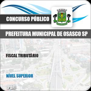 Apostila Concurso Público ISS Osasco SP 2019 Fiscal Tributário