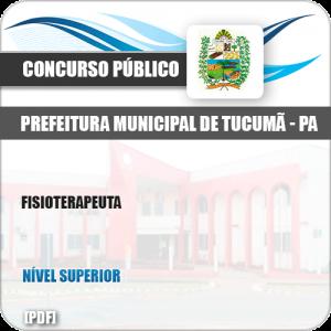 Apostila Concurso Público Pref Tucumã PA 2019 Fisioterapeuta
