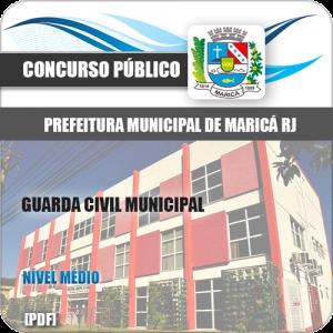 Apostila Concurso Pref Maricá RJ 2019 Guarda Civil Municipal