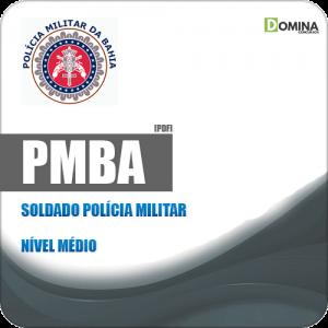 Apostila Concurso PM BA 2019 Soldado Polícia Militar