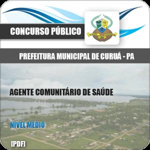 Apostila Pref de Curuá PA 2020 Agente Comunitário de Saúde