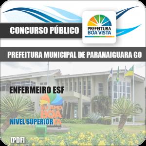 Apostila Concurso Pref Boa Vista RR 2020 Enfermeiro ESF