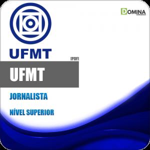 Apostila Concurso Público UFMT 2020 Jornalista