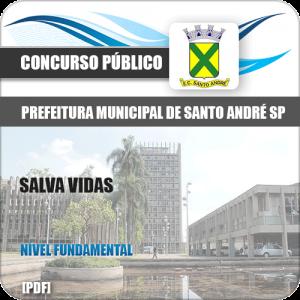 Apostila Concurso Pref de Santo André SP 2020 Salva Vidas