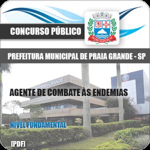 Apostila Pref Praia Grande SP 2020 Agente Combate Endemias