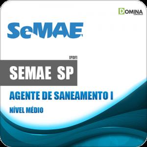 Apostila SEMAE Rio Preto SP 2020 Agente de Saneamento I