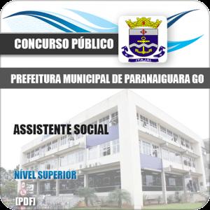 Apostila Concurso Pref Itajaí SC 2020 Assistente Social