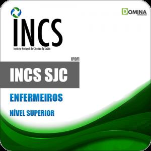 Apostila Processo Seletivo INCS SJC SP 2019 Enfermeiro