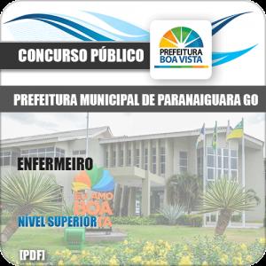 Apostila Concurso Pref Boa Vista RR 2020 Enfermeiro