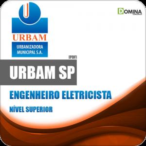Apostila Concurso Público URBAM SP 2020 Engenheiro Eletricista